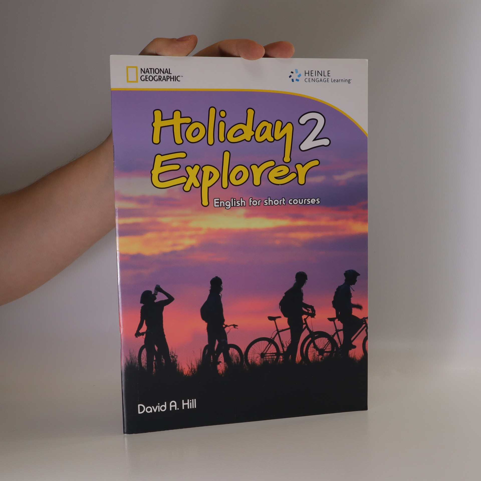 antikvární kniha Holiday Explorer 2, neuveden