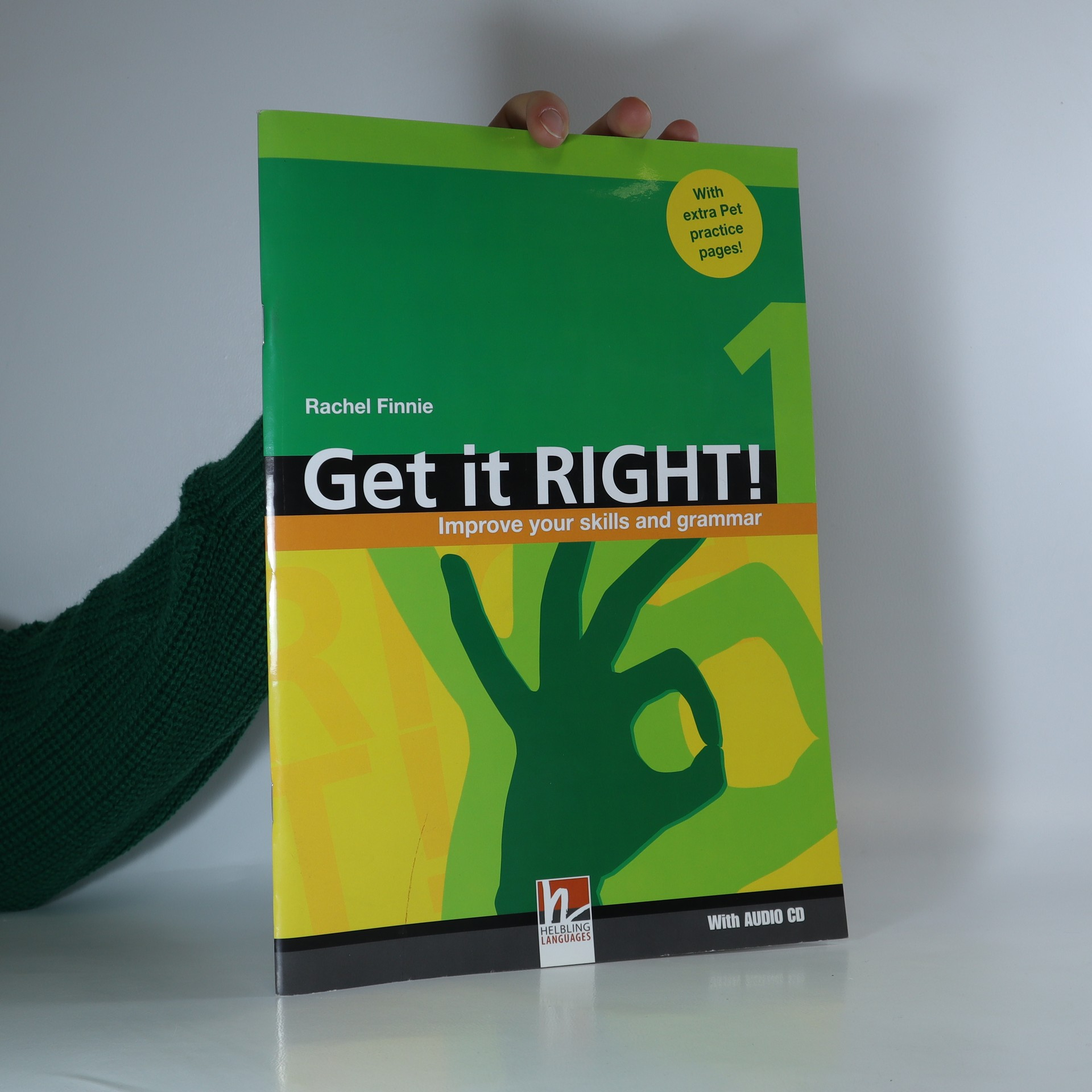 antikvární kniha Get it right! 1. Improve your skills and grammar, 2006