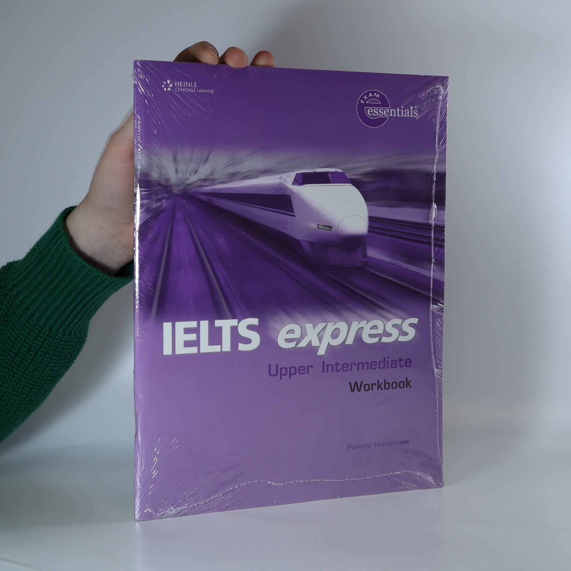 antikvární kniha IELTS Express. Upper Intermediate Workbook, neuveden