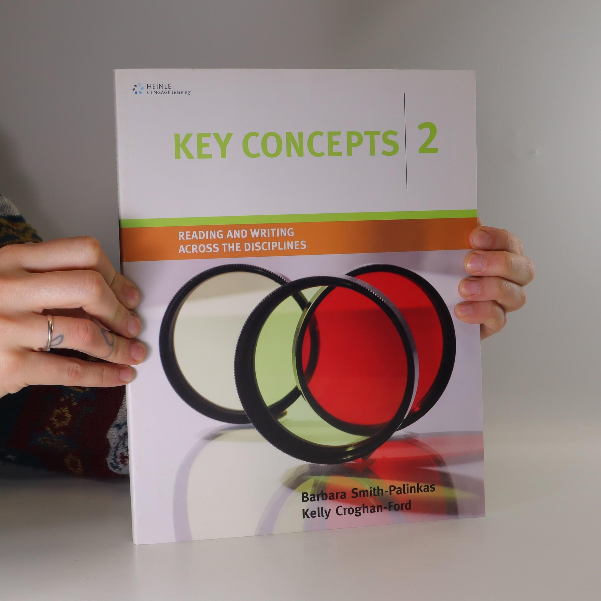 antikvární kniha Key concepts 2 : reading and writing across the disciplines., neuveden