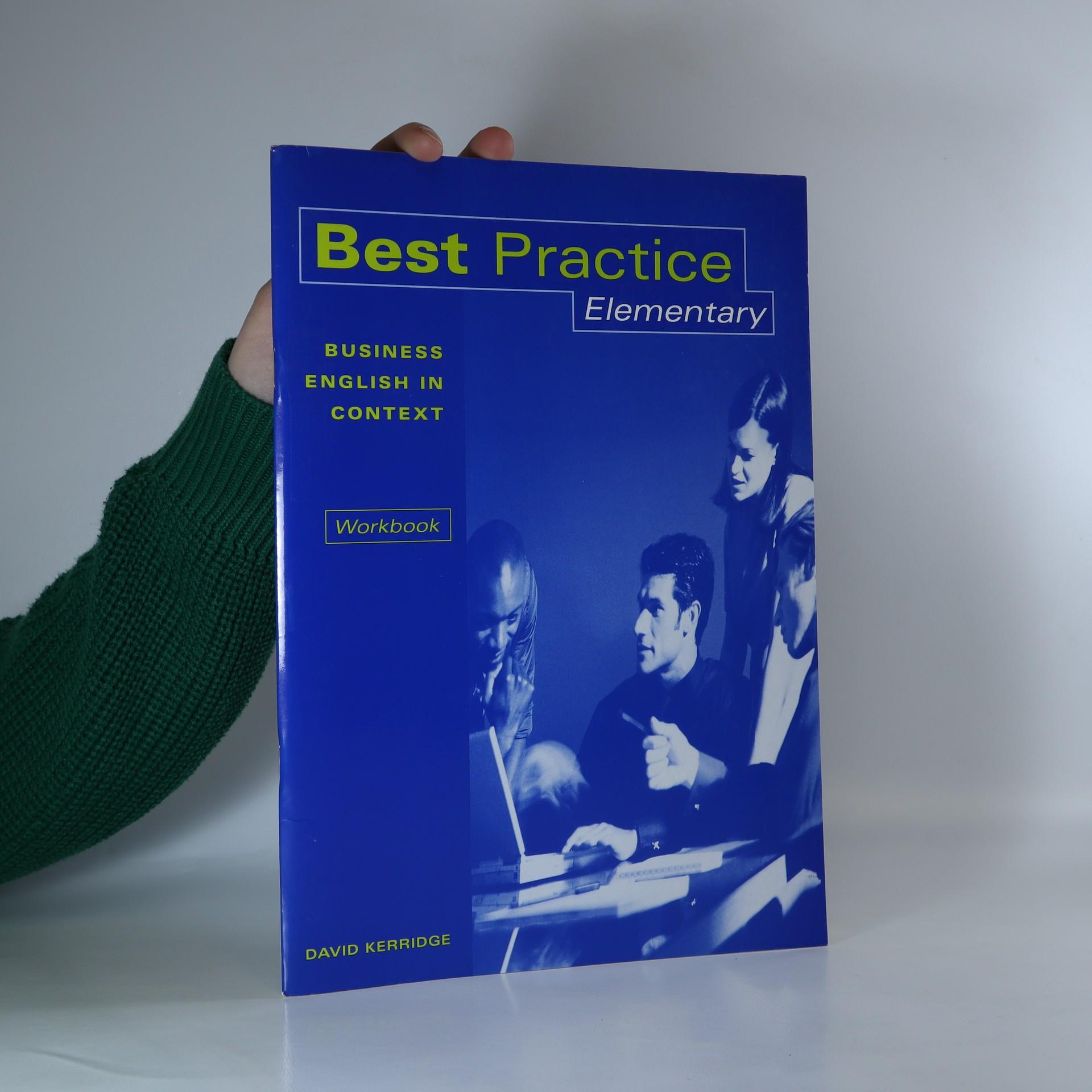 antikvární kniha Best practice. Elementary. Workbook, 2005
