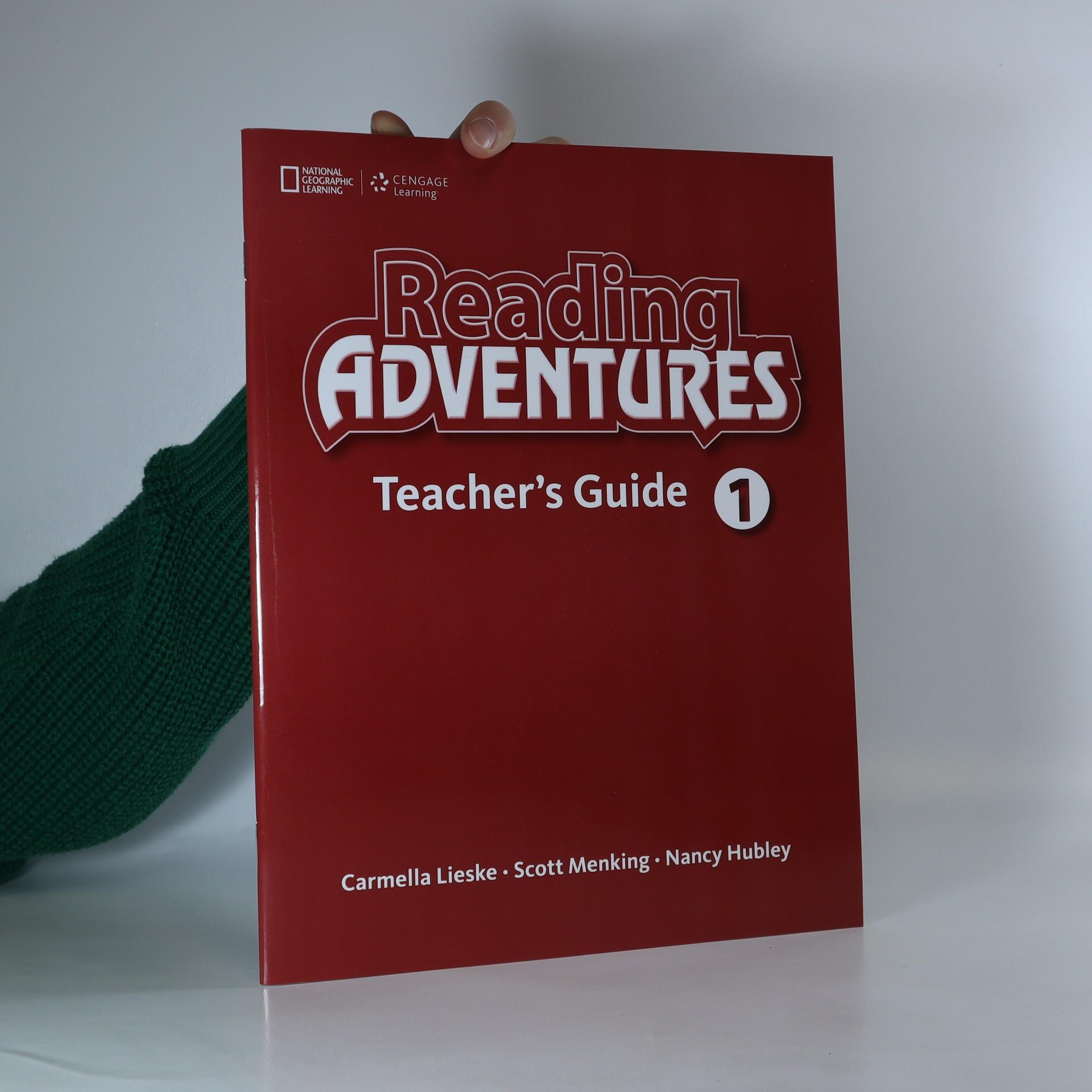antikvární kniha Reading Adventures 1. Teacher's Guide, 2013