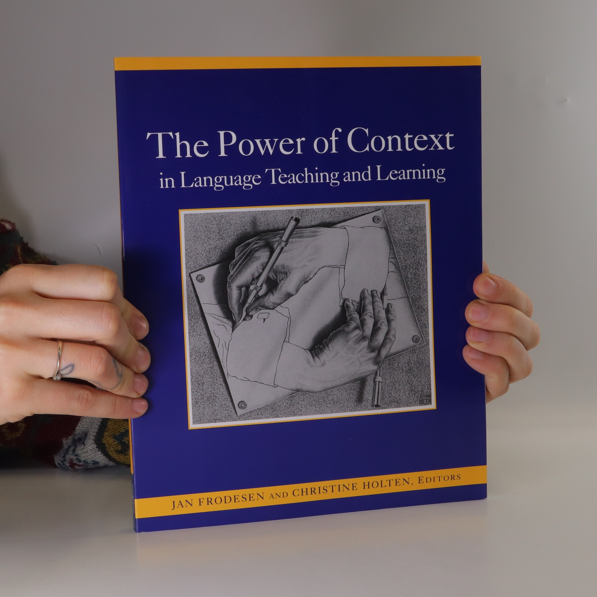 antikvární kniha The Power of Context in Language Teaching and Learning, neuveden