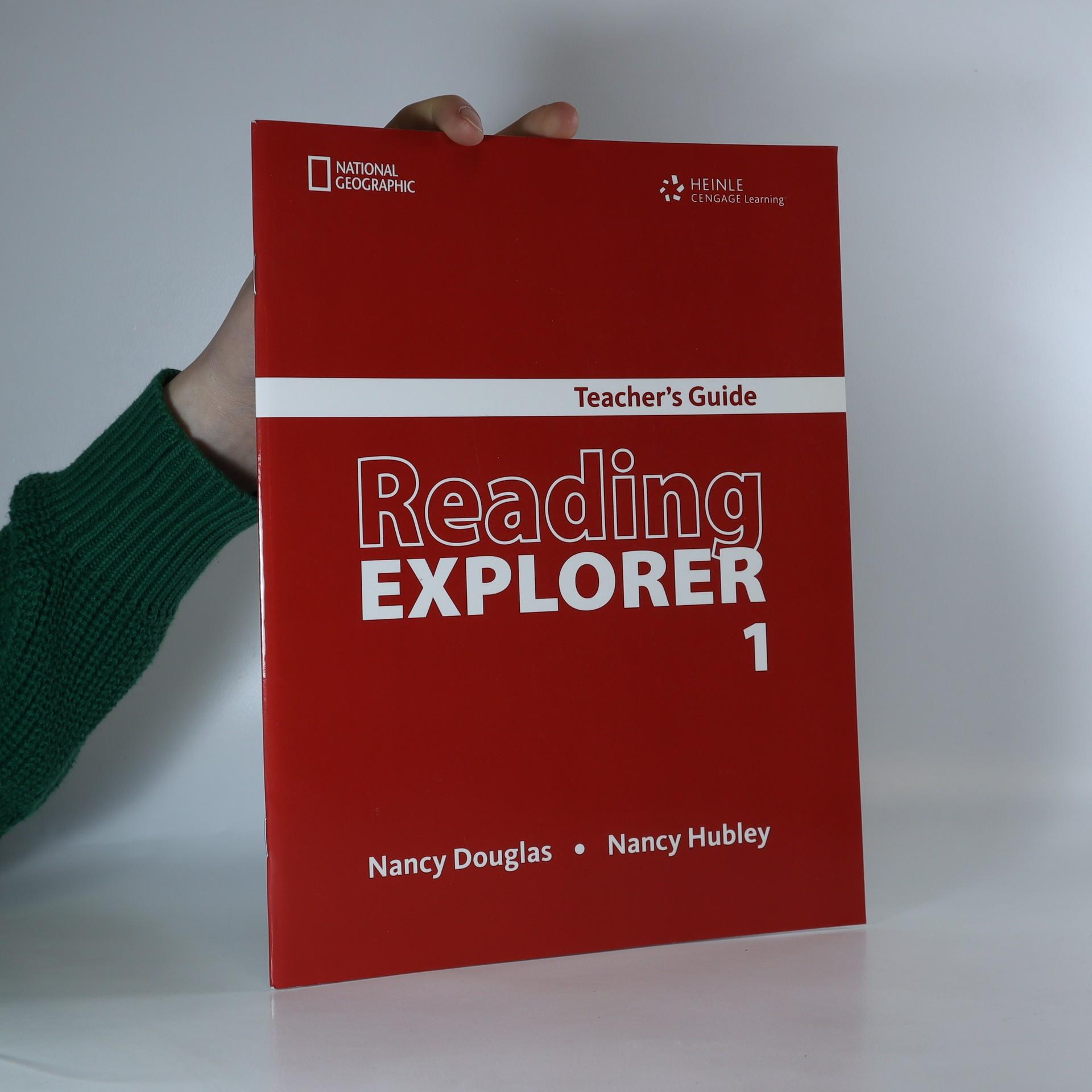 antikvární kniha Reading explorer 1 : teacher's guide, 2010