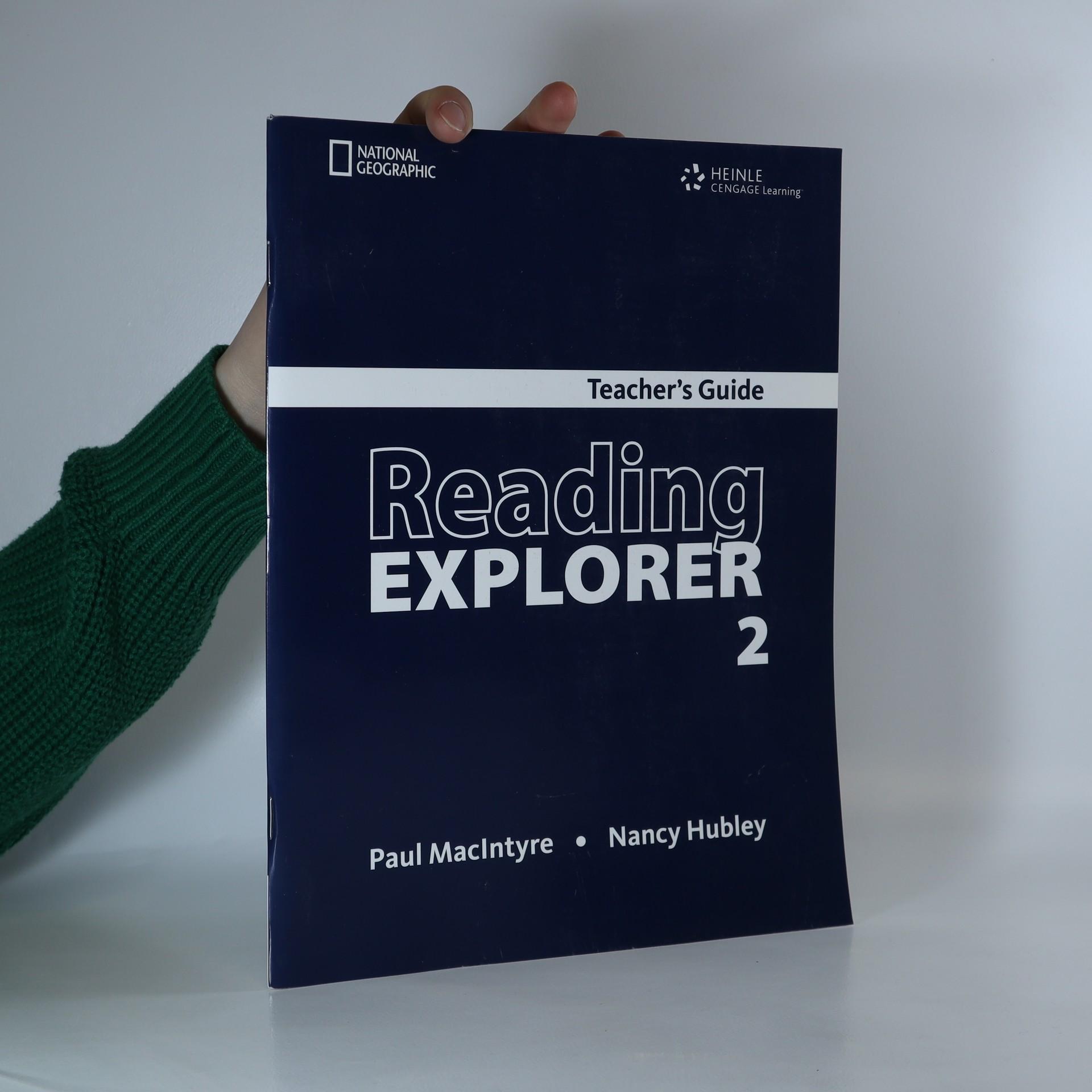 antikvární kniha Reading explorer 2 : teacher's guide, 2010