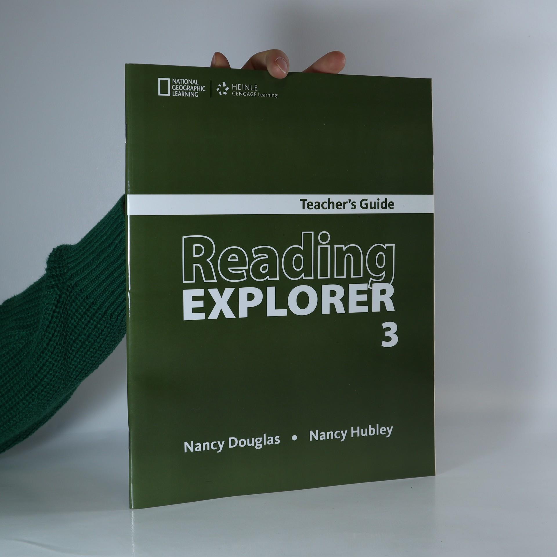 antikvární kniha Reading explorer 3 : teacher's guide, 2009