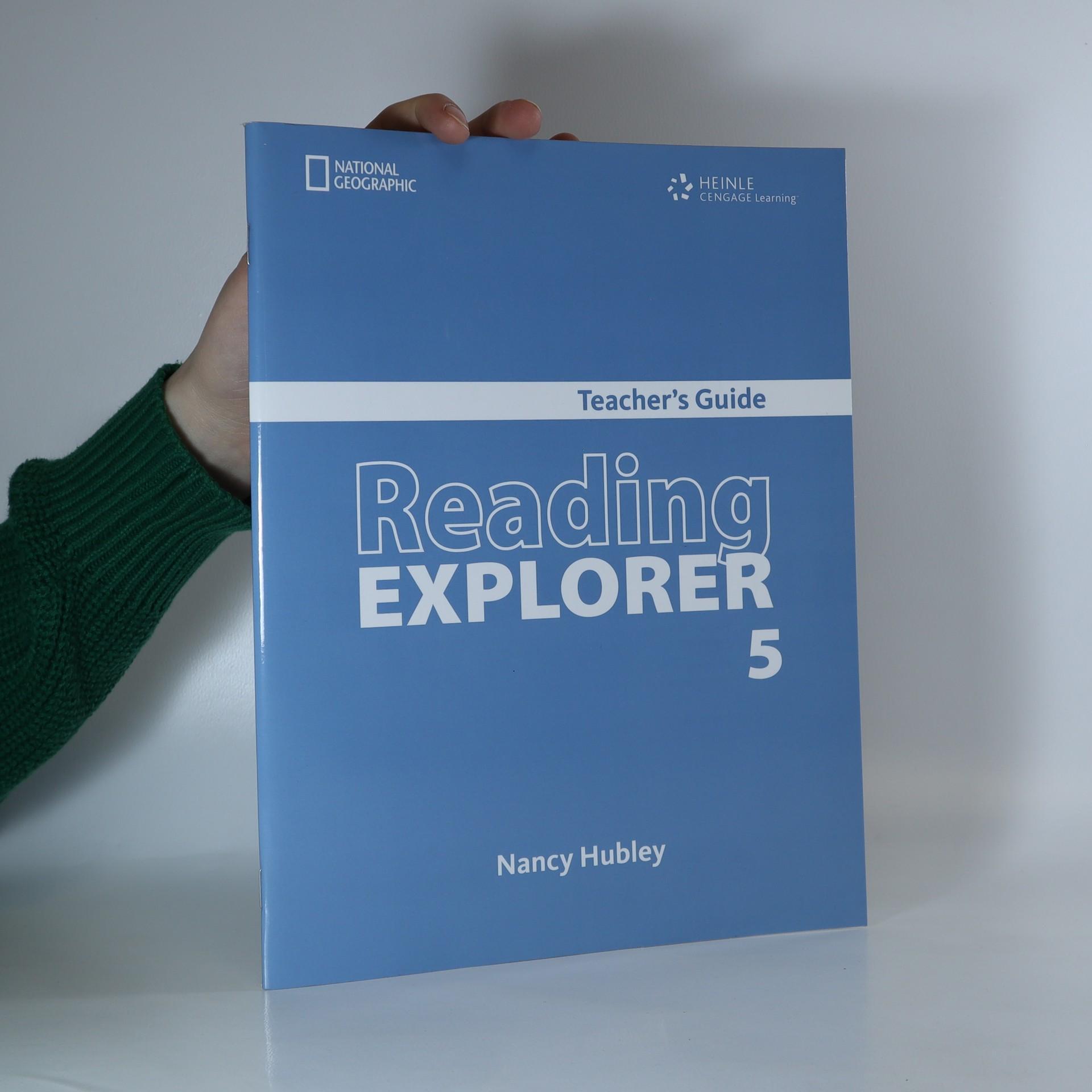 antikvární kniha Reading explorer 5 : teacher's guide, neuveden