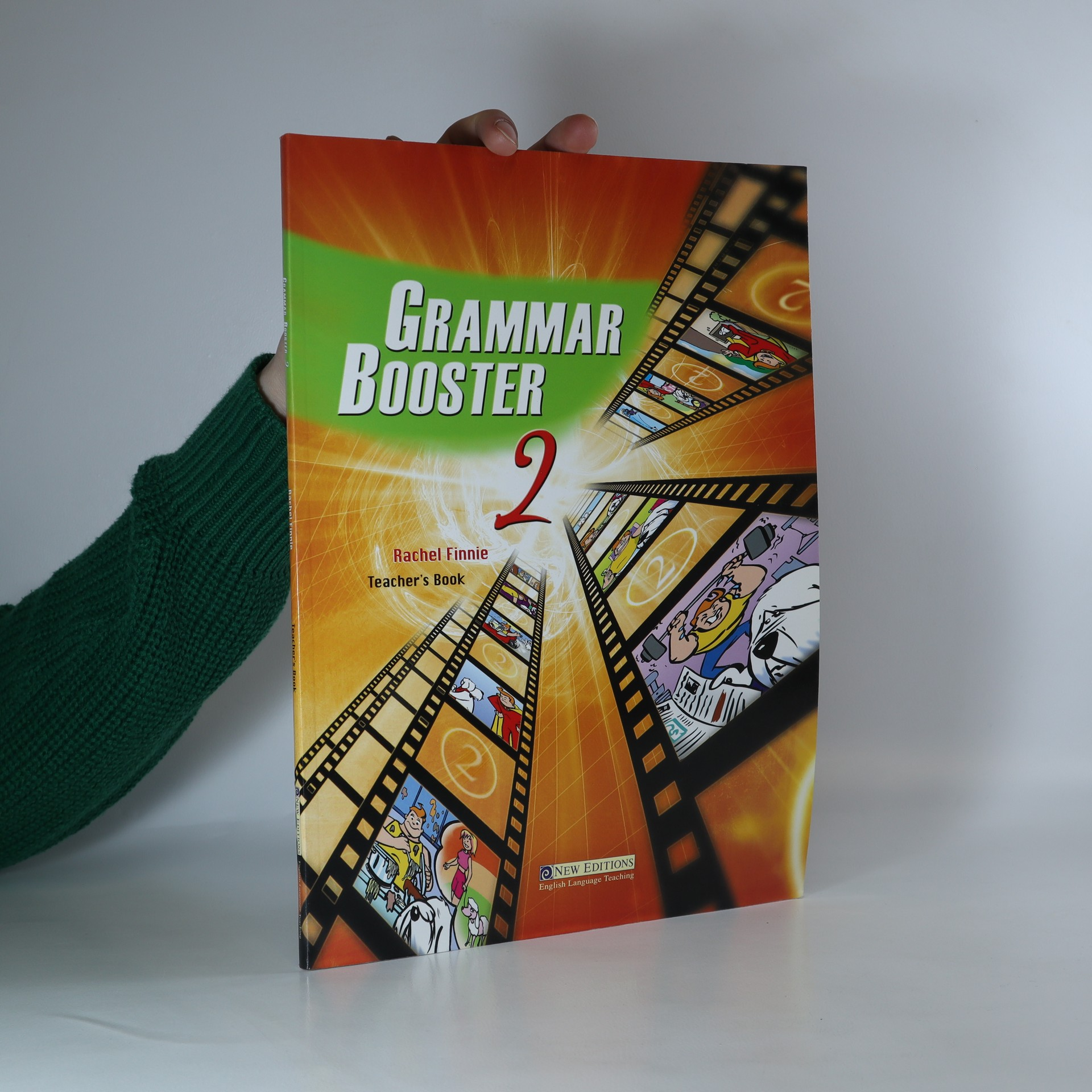 antikvární kniha Grammar Booster 2 (Teacher's Book), 2002