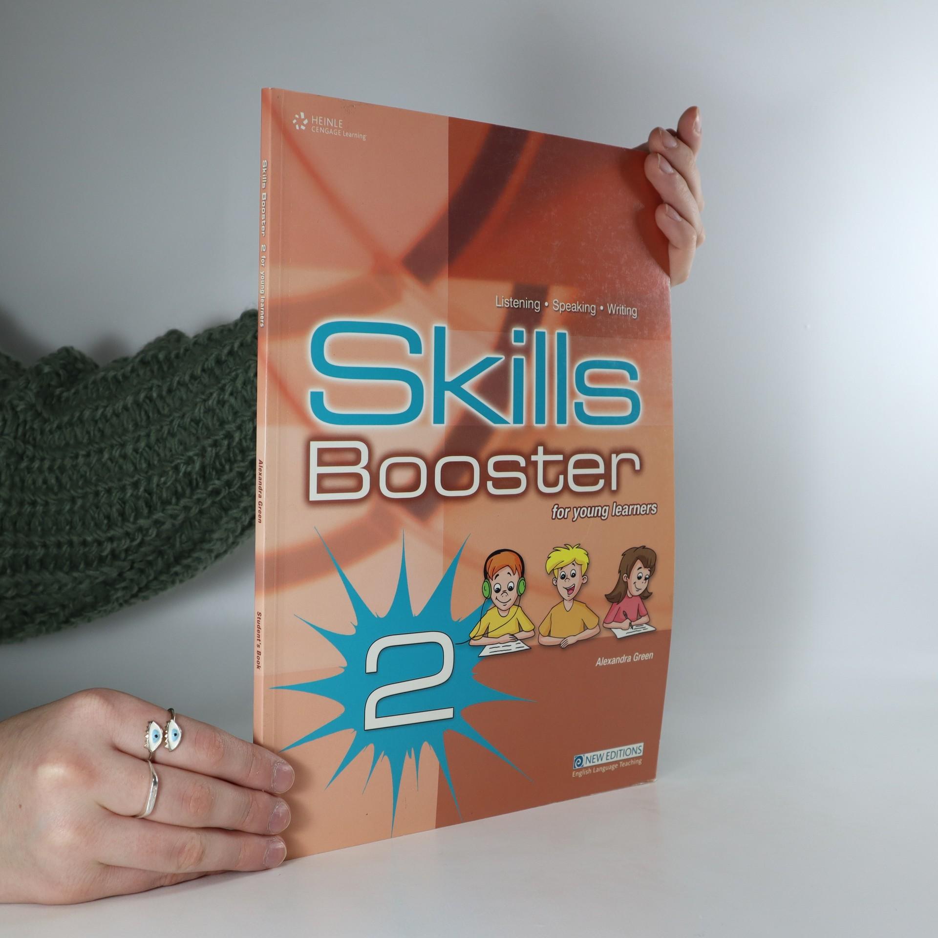 antikvární kniha Skills Booster 2, 2007