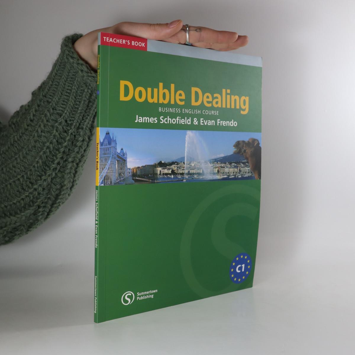 antikvární kniha Double Dealing. Business English Course. Teacher's Book, 2006