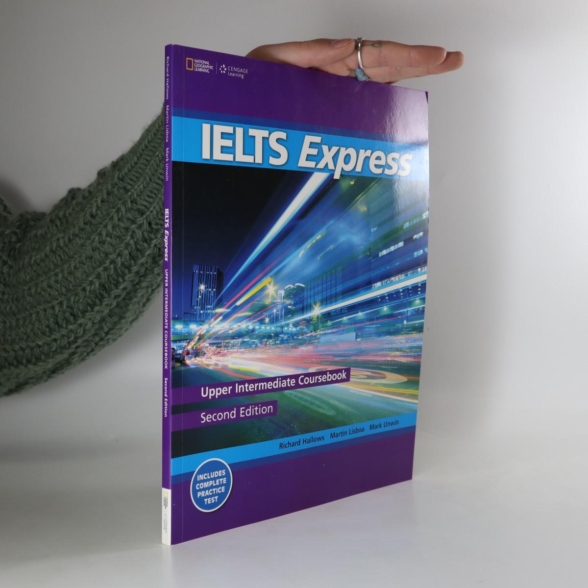 antikvární kniha IELTS express, 2013
