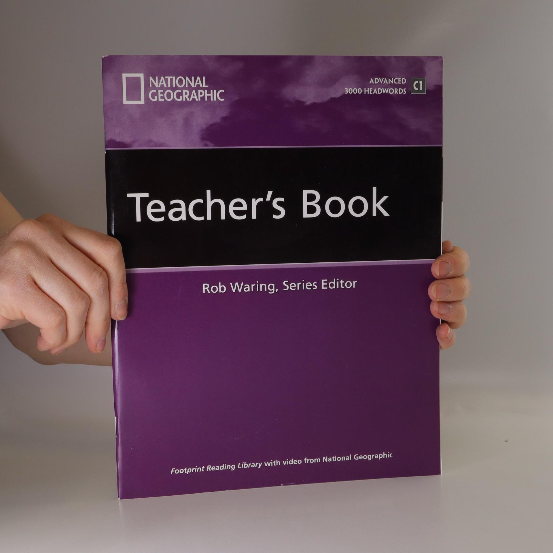 antikvární kniha Footprint Reading Library. Teacher's book. Advanced C1, neuveden