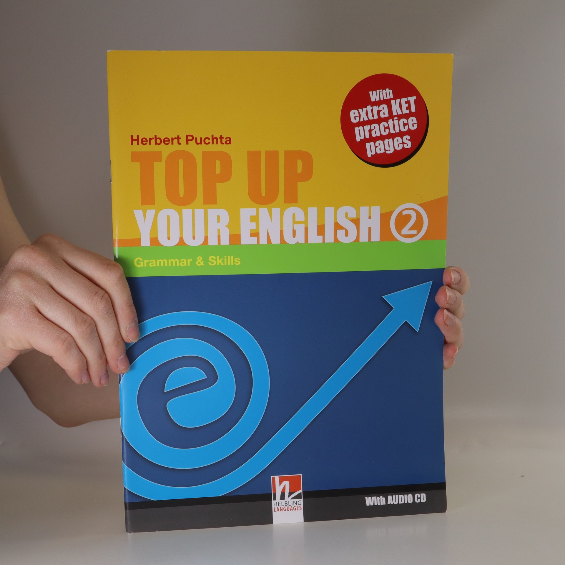 antikvární kniha Top Up Your English 2. Grammar and Skills, 2011