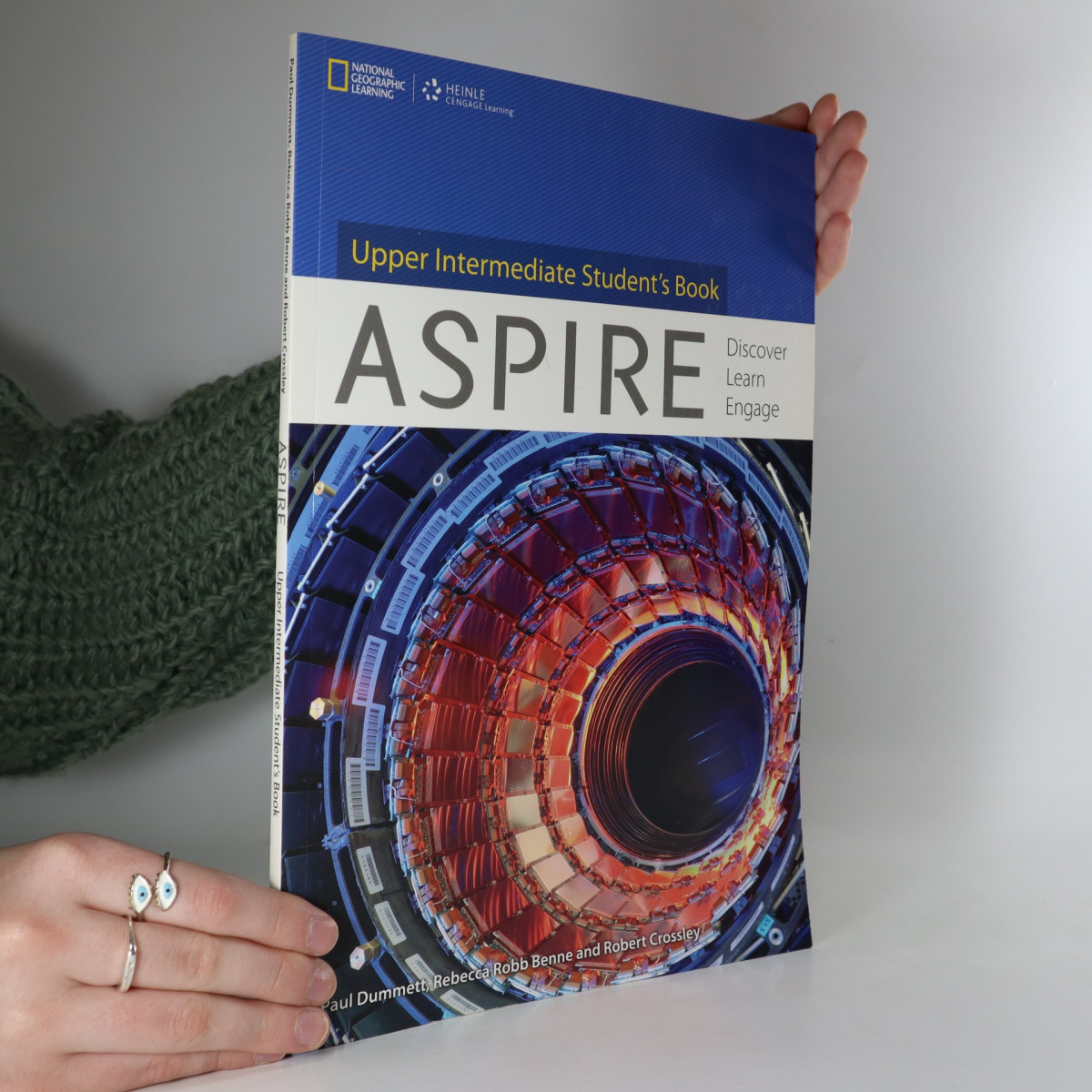 antikvární kniha Aspire. Upper intermediate student's book, 2013