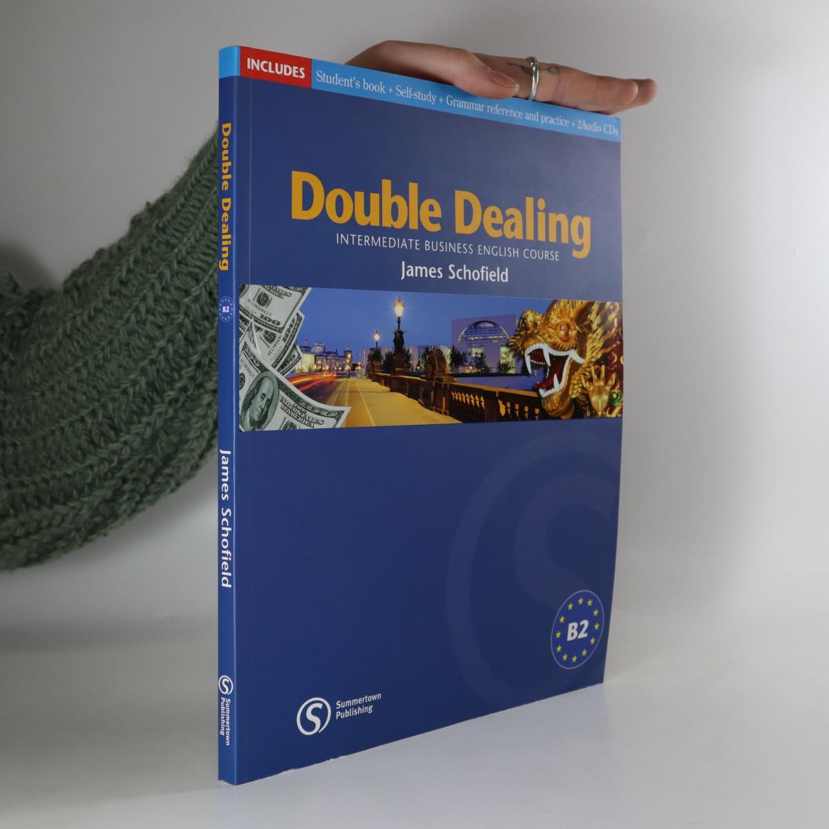 antikvární kniha Double Dealing, 2004