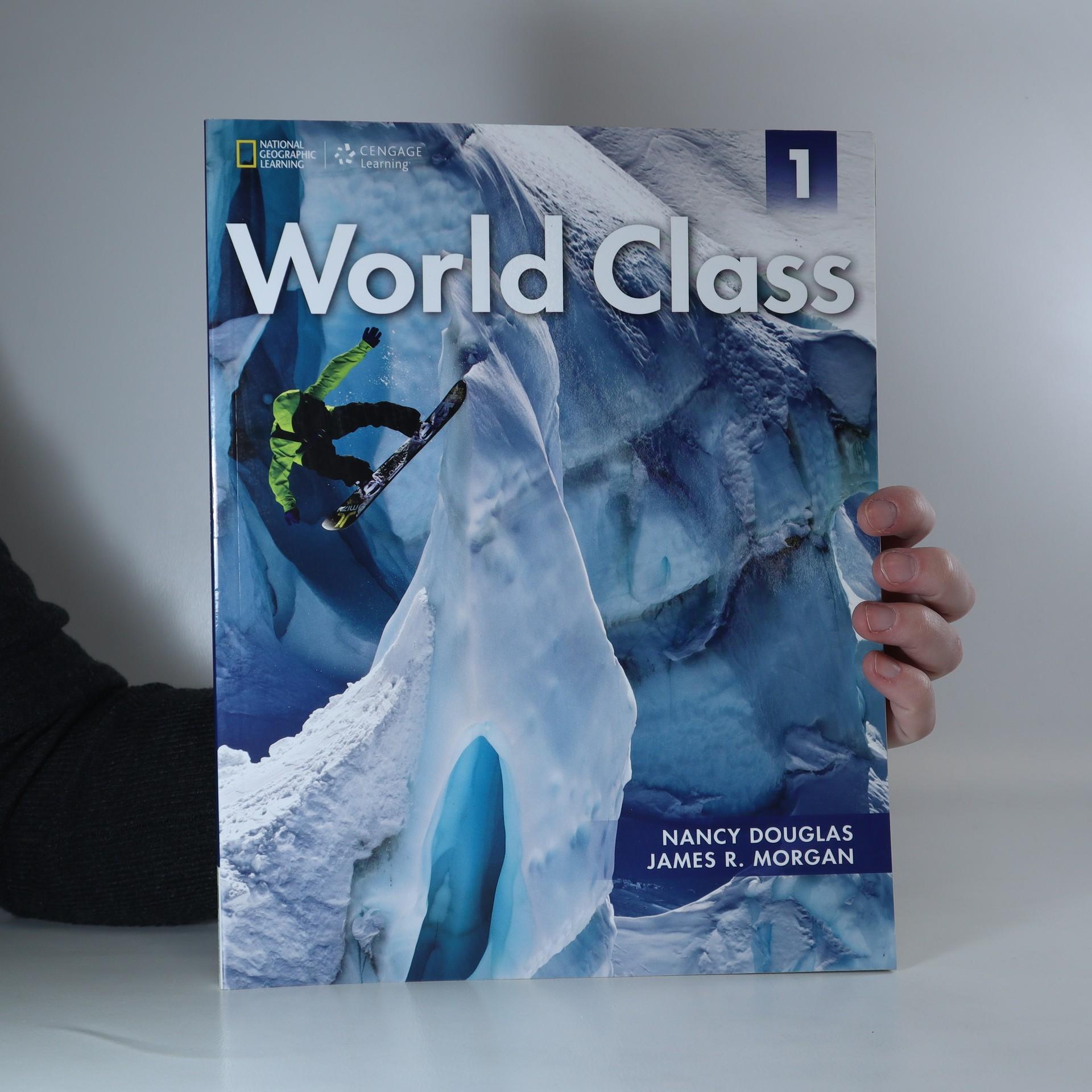 antikvární kniha World class : expanding english fluency. 1, neuveden