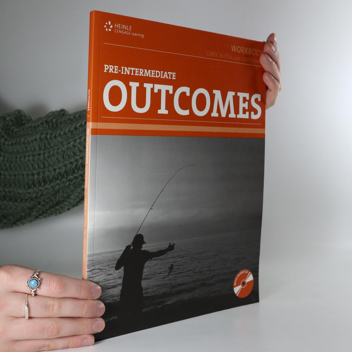 antikvární kniha Outcomes Pre-Intermediate Workbook, 2010