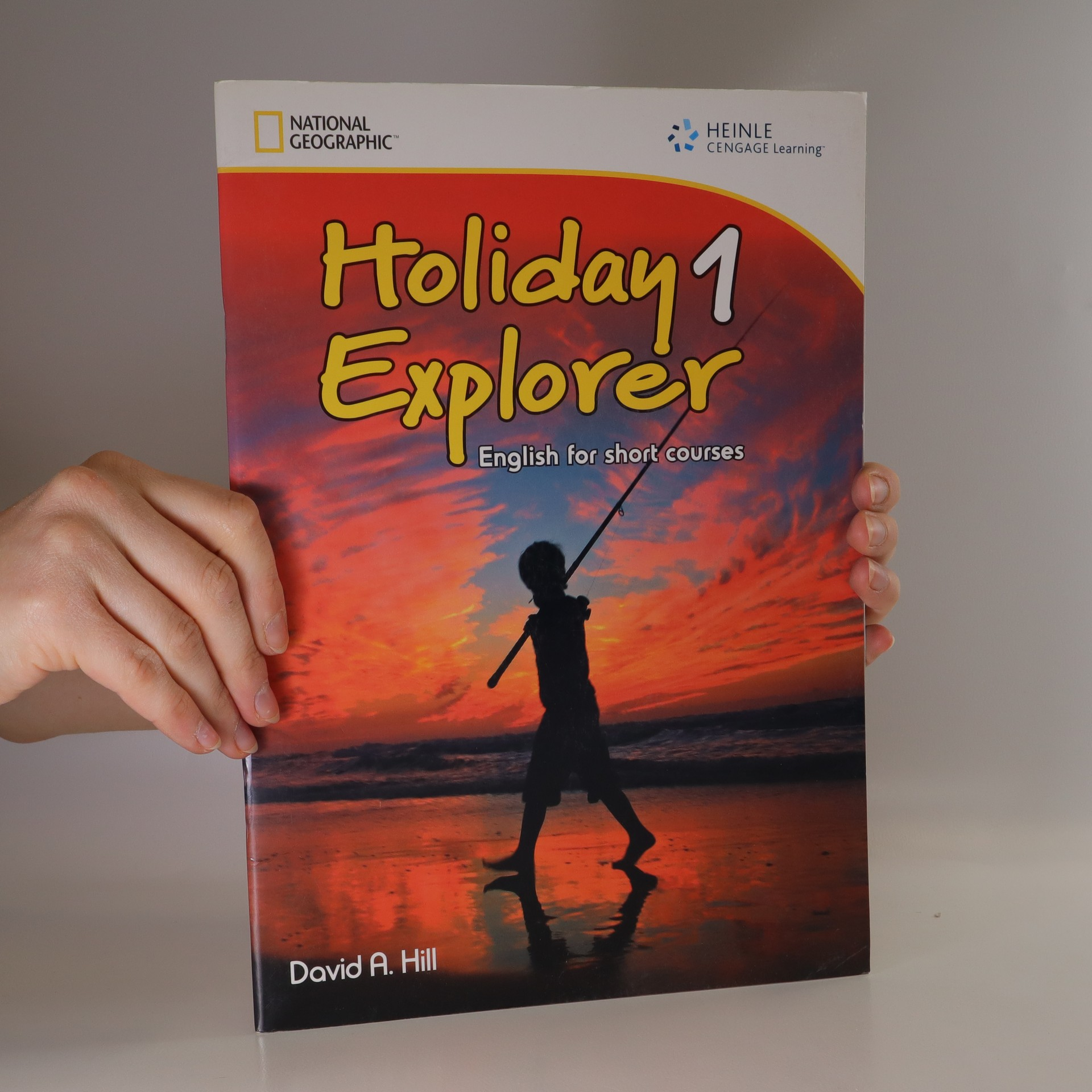 antikvární kniha Holiday Explorer 1. English for short courses, 2011