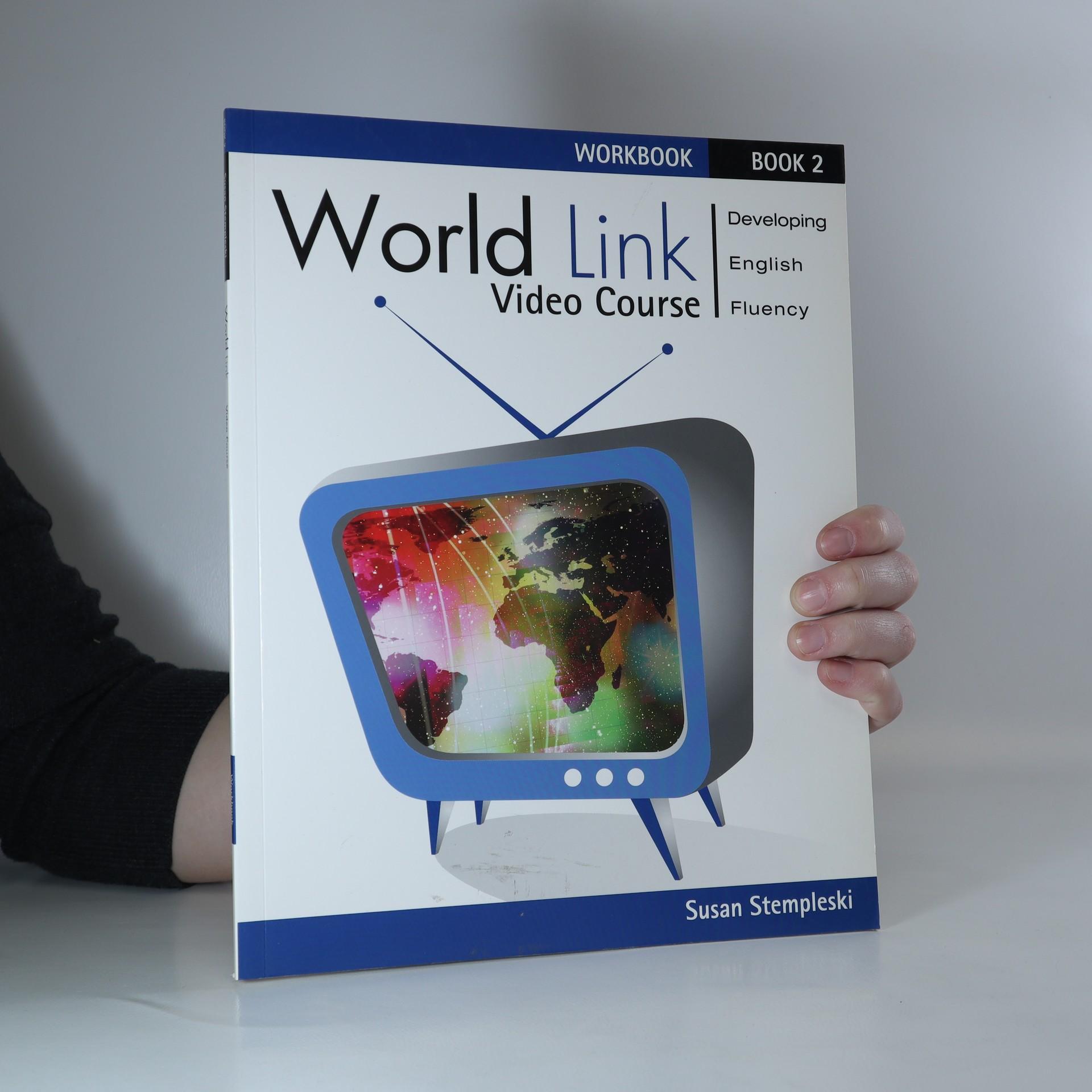 antikvární kniha World Link 2 (Video Course Workbook), 2006