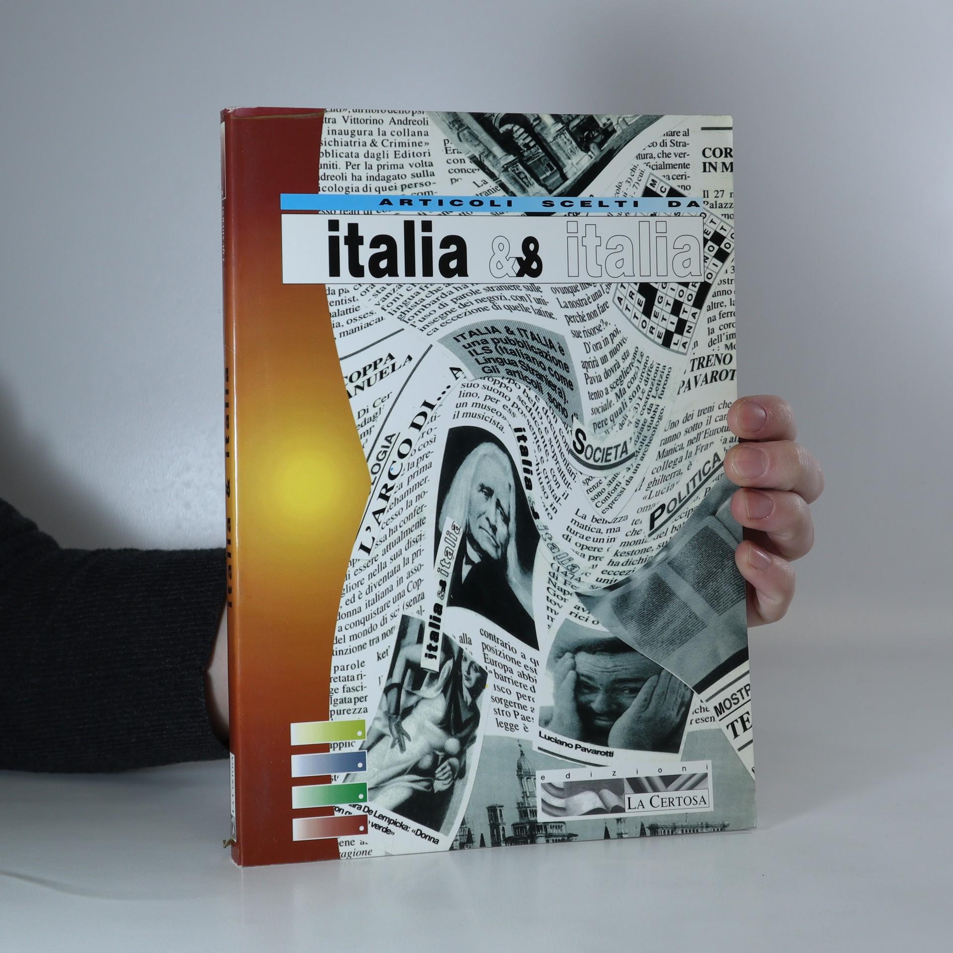 antikvární kniha Articoli scelti da Italia & Italia, neuveden
