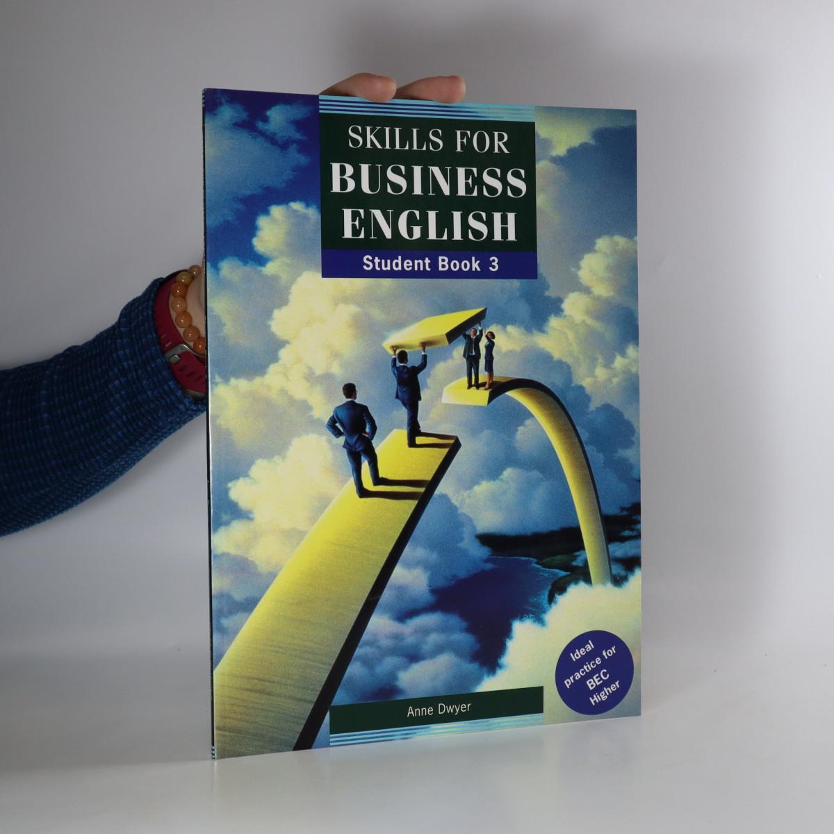 antikvární kniha Skills for business English. Student book 3, neuveden