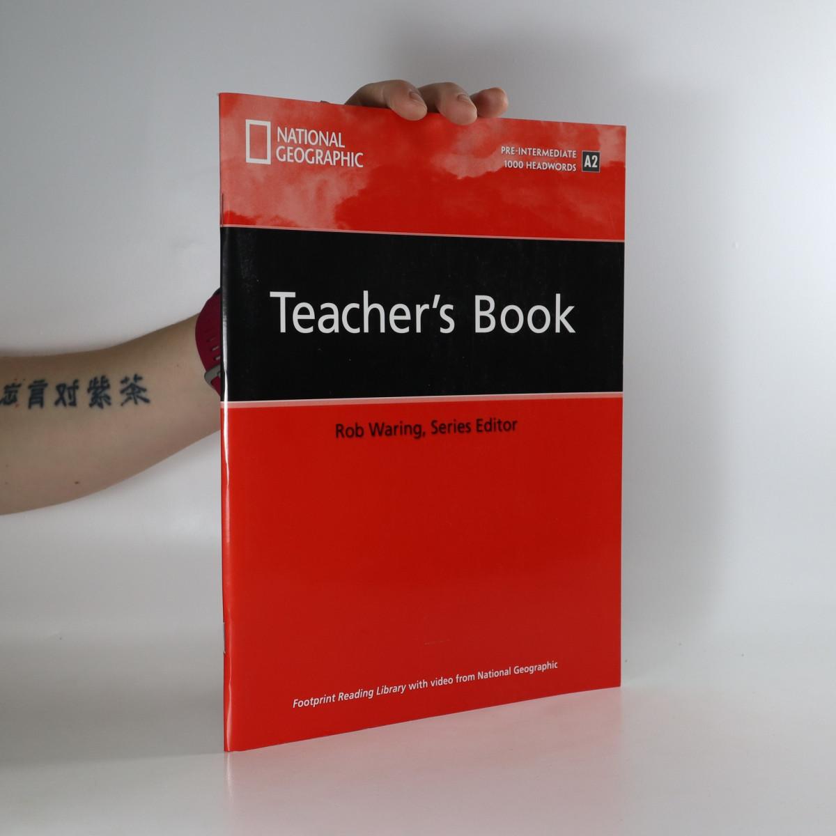 antikvární kniha Footprint Reading Library, Pre-intermediate A2, Teacher's book, neuveden