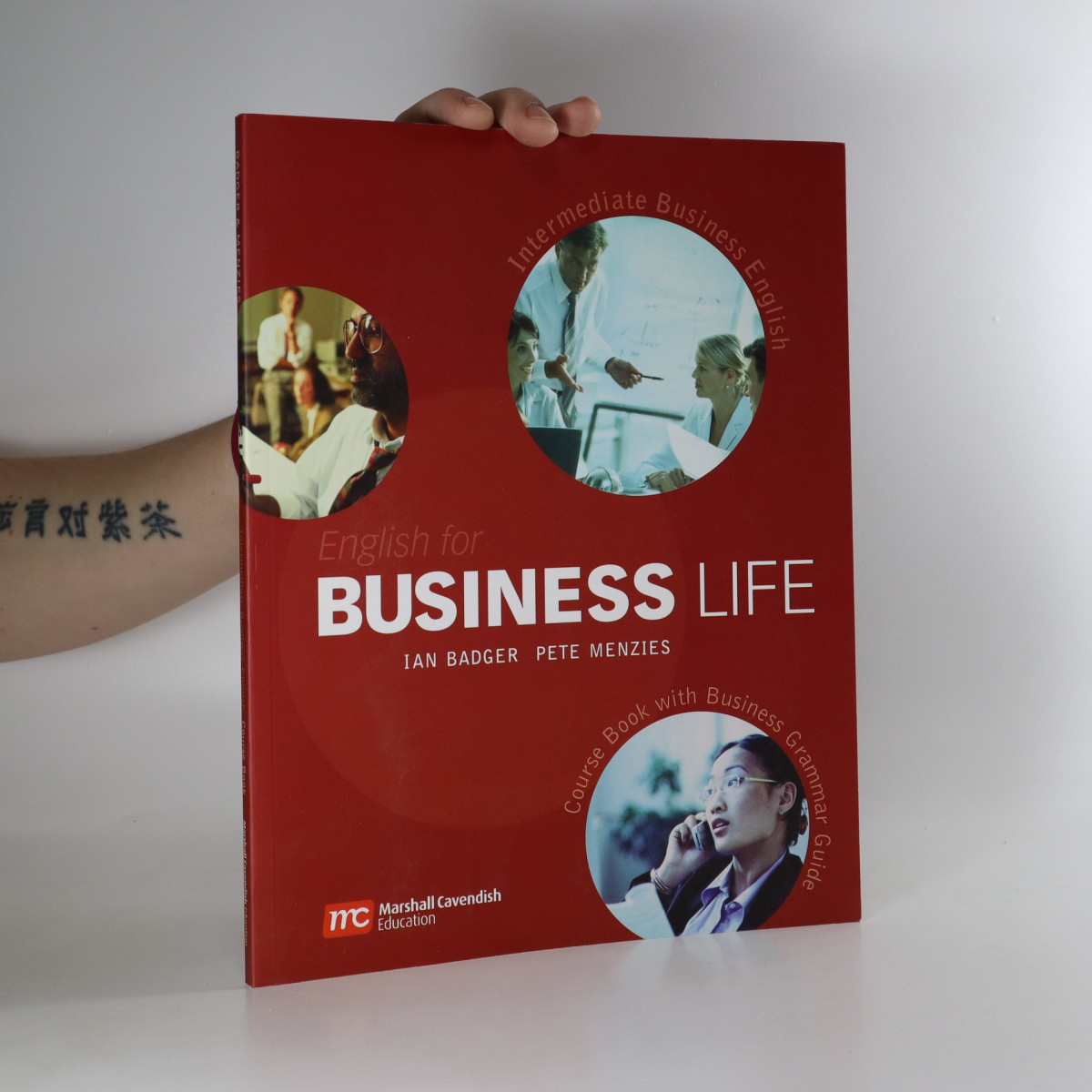 antikvární kniha English for Business Life, neuveden