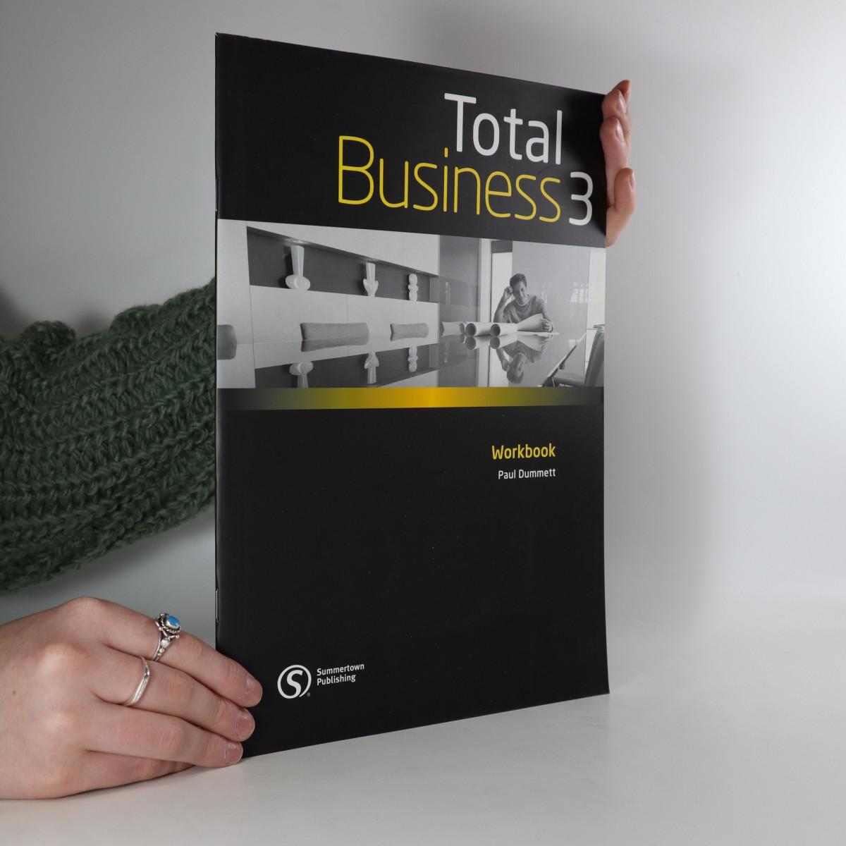 antikvární kniha Total Business 2 Workbook with Key, 2009
