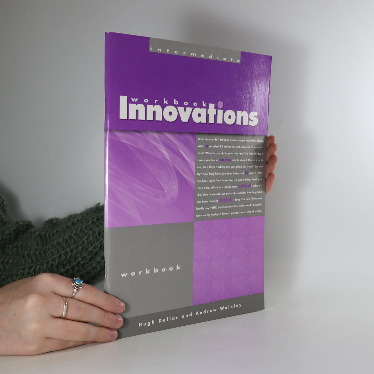antikvární kniha Innovations Intermediate Workbook, neuveden