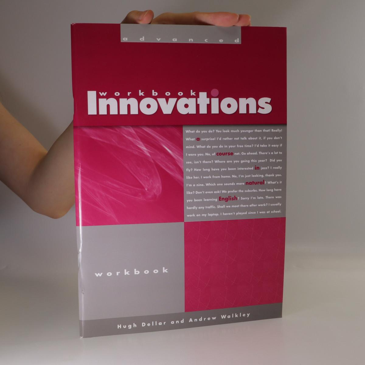 antikvární kniha Innovations. Advanced. Workbook, 2008