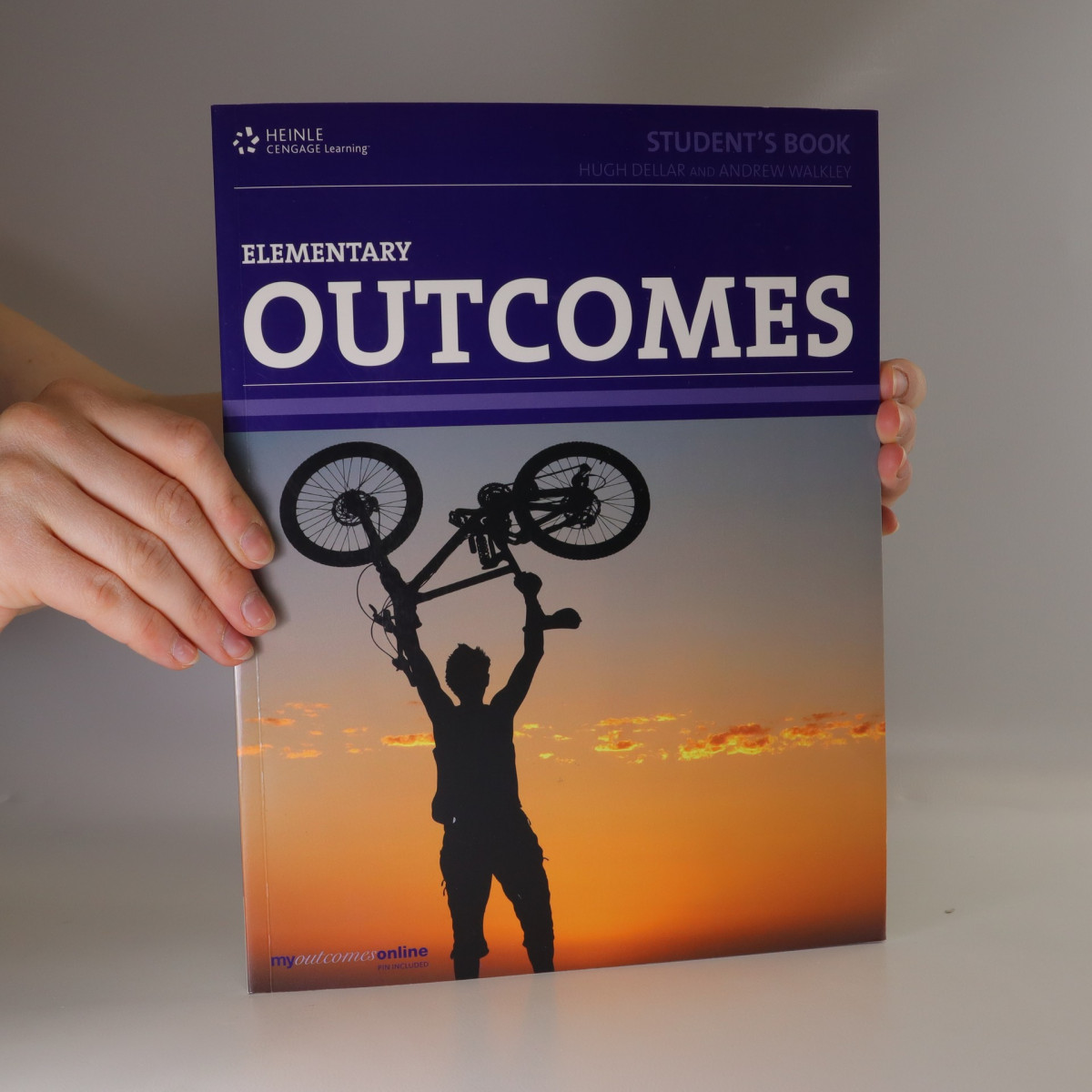 antikvární kniha Outcomes. Elementary, Student's book, 2011