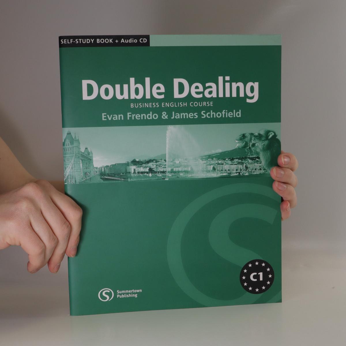 antikvární kniha Double Dealing. C1. Business English Course. Self-study Book, Audio CD., 2006