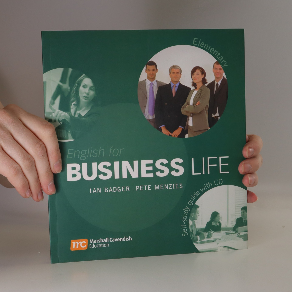 antikvární kniha English for Business Life. Elementary. Self-study guide with CD, 2005