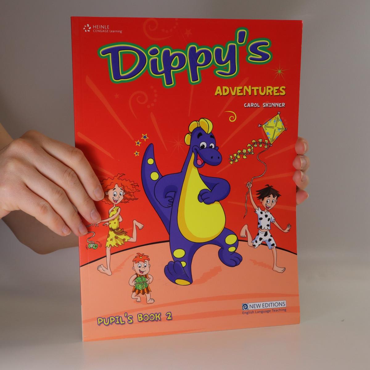 antikvární kniha Dippy's Adventures Pupil´s Book 2, neuveden
