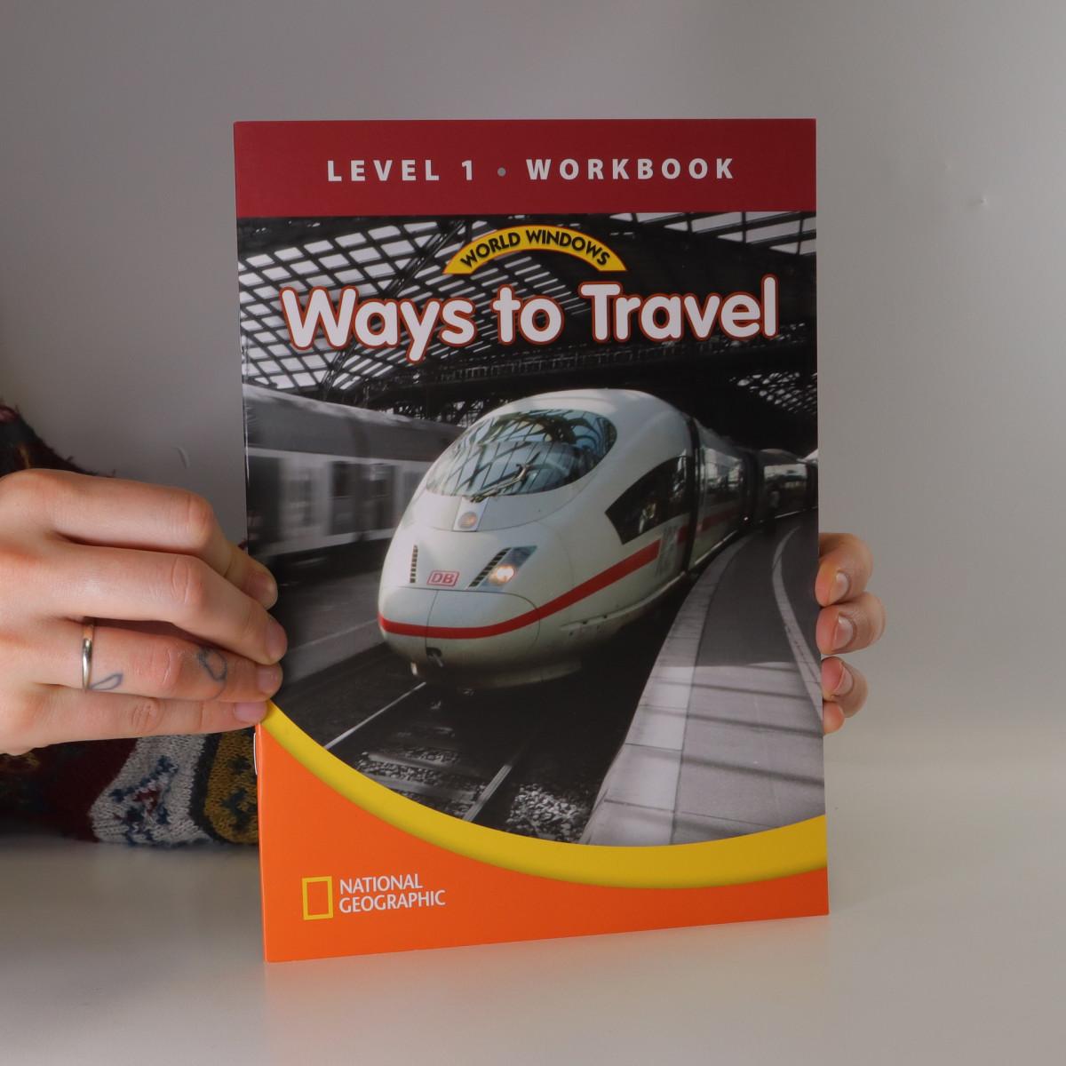 antikvární kniha Ways to Travel Workbook, neuveden