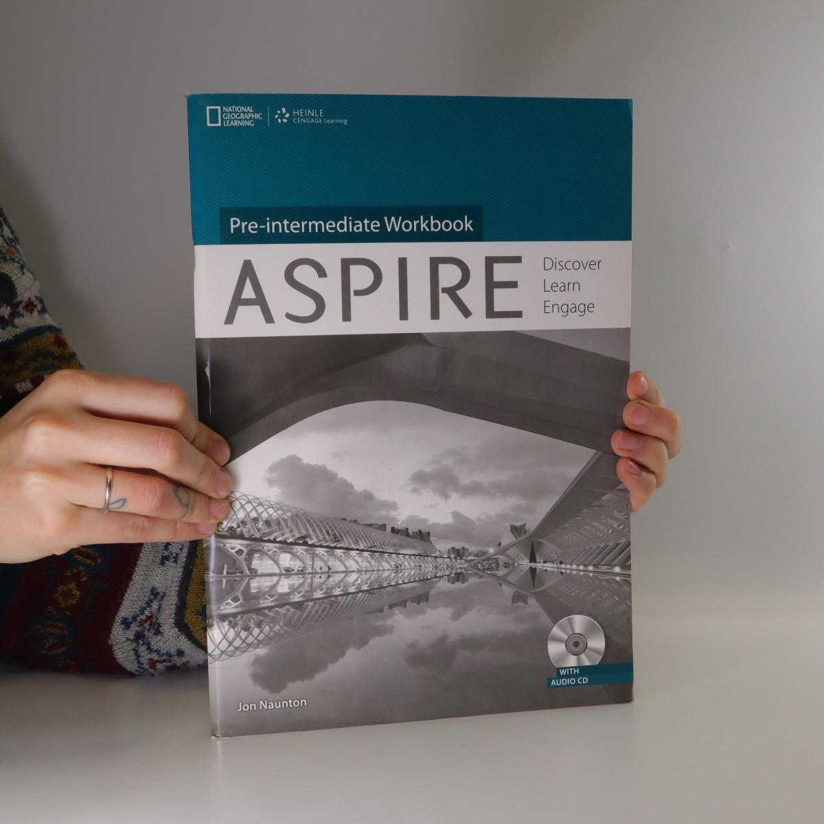 antikvární kniha Aspire. Pre-intermediate Workbook., neuveden