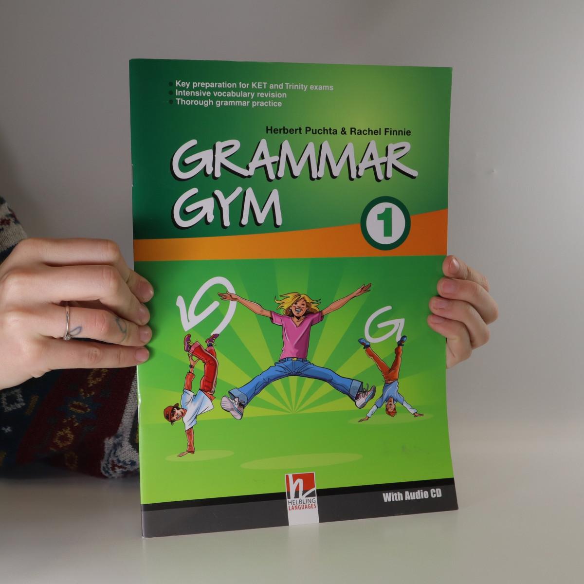 antikvární kniha Grammar Gym 1, 2011
