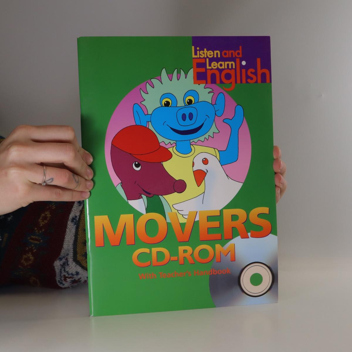 antikvární kniha Movers, neuveden