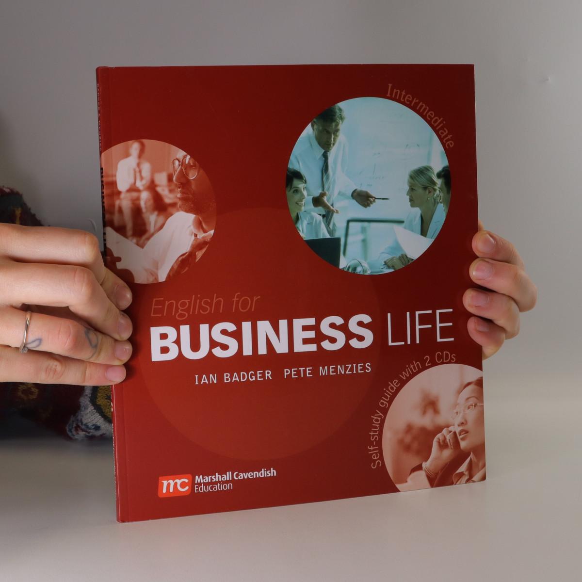 antikvární kniha English for business life. Self-study guide. Intermediate., 2006