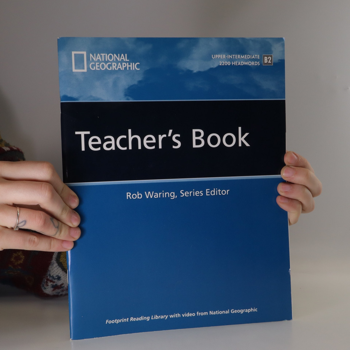 antikvární kniha Footprint Reading Library. Teacher's Book. Upper-Intermediate., neuveden
