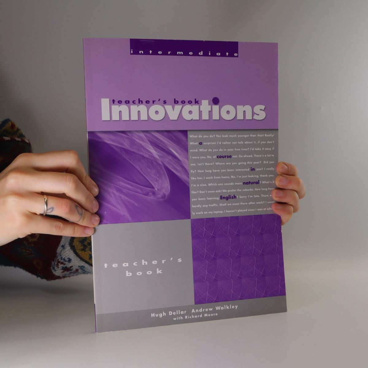 antikvární kniha Innovations : a course in natural English. Intermediate. Teacher's book., neuveden