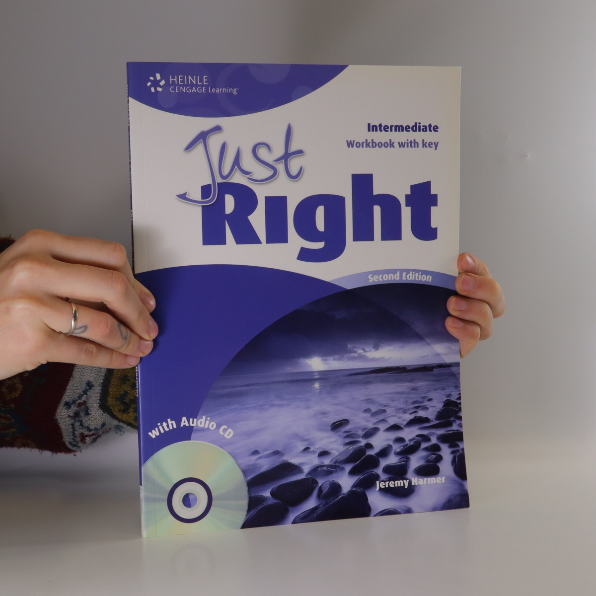 antikvární kniha Just Right. Intermediate. Workbook., neuveden