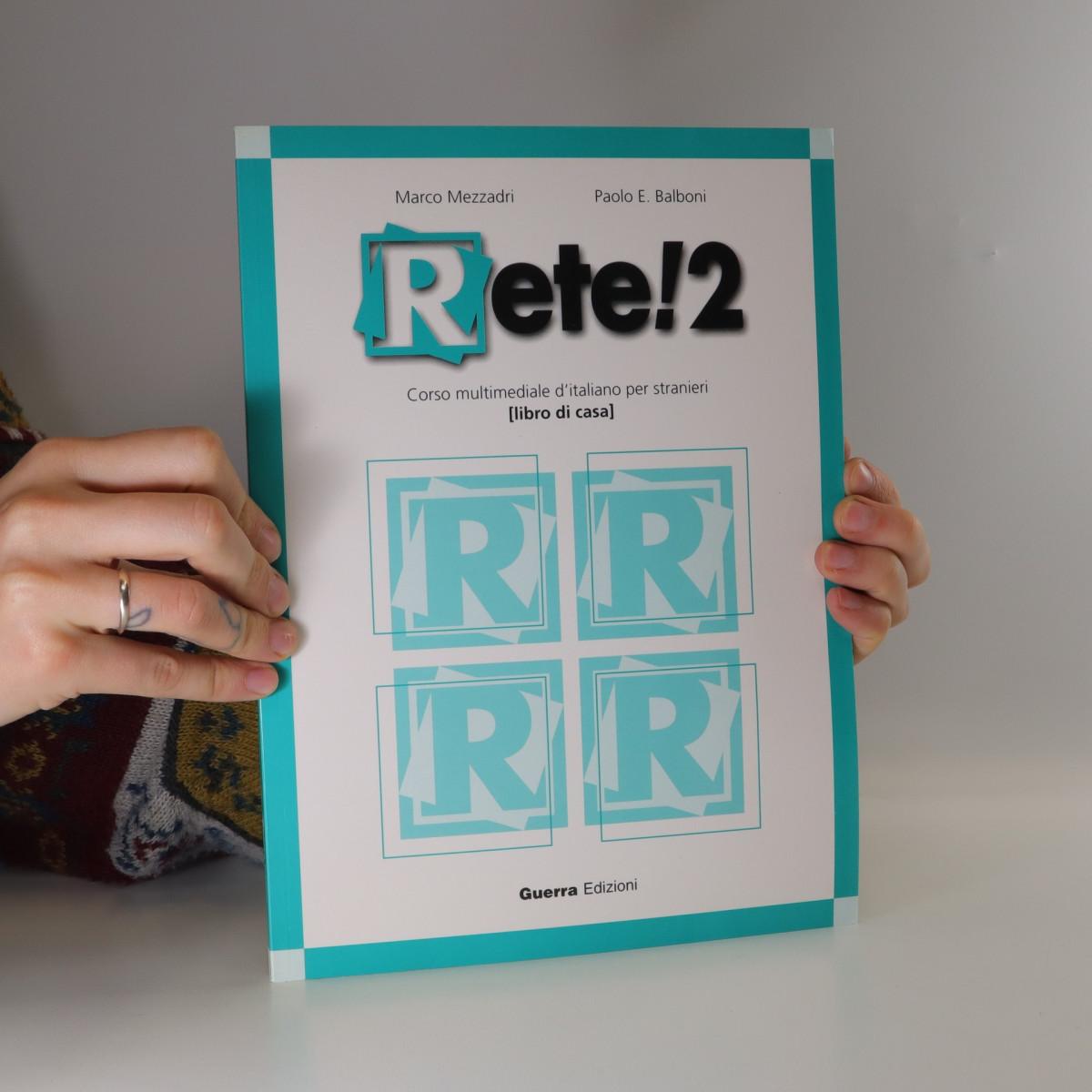 antikvární kniha Rete! 2, neuveden