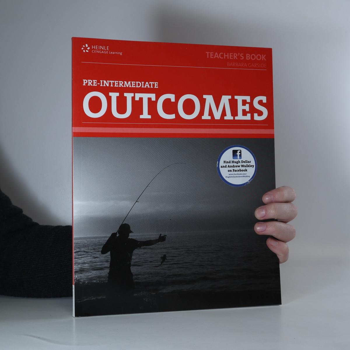 antikvární kniha Outcomes pre-intermediate, 2010
