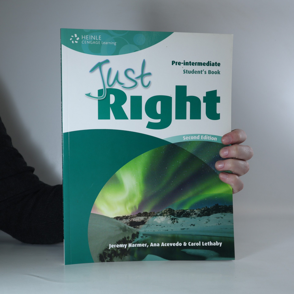 antikvární kniha Just Right, 2011