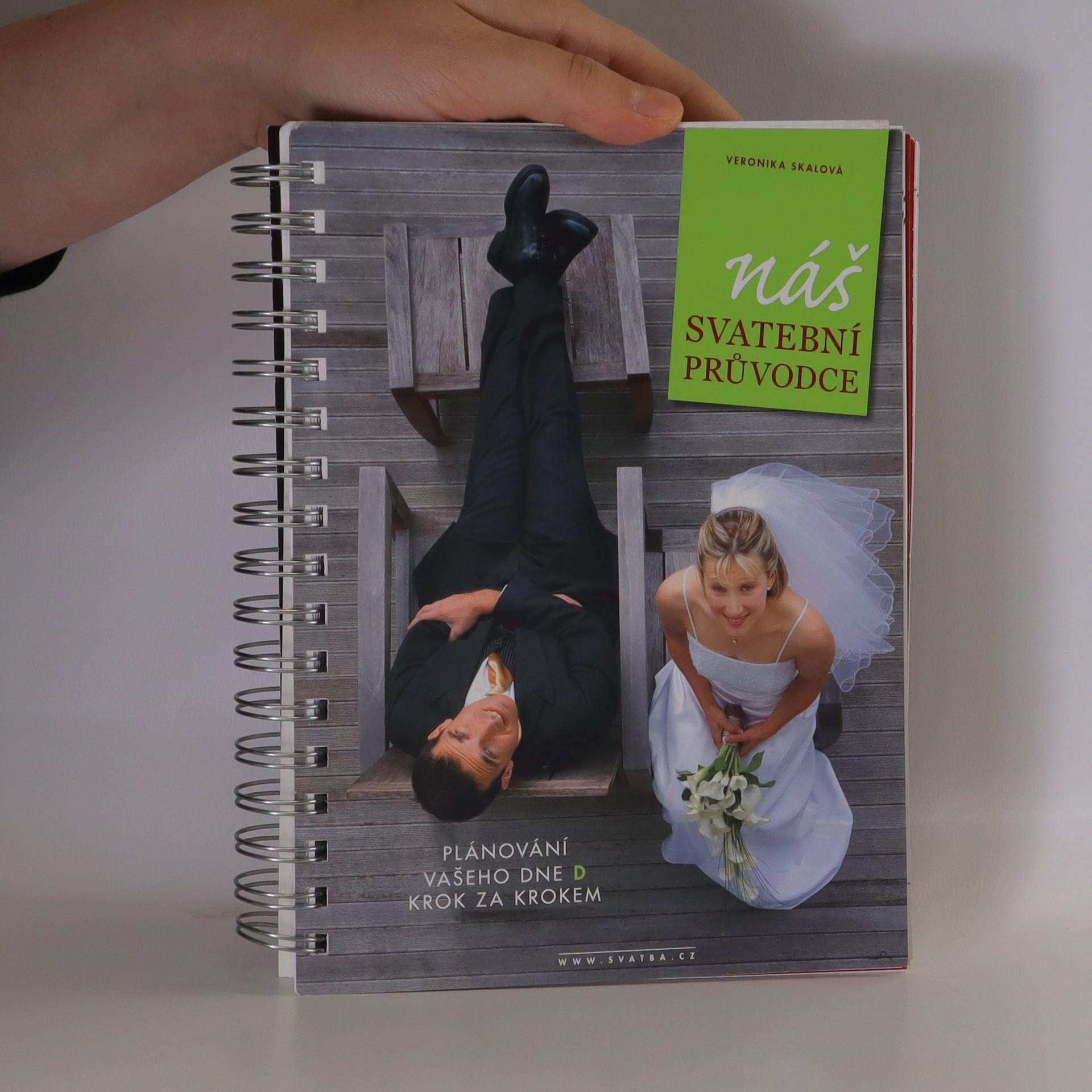 antikvární kniha Náš svatební průvodce, 2008