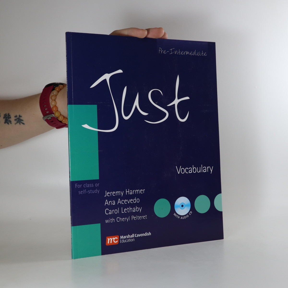 antikvární kniha Just vocabulary : pre-intermediate ; for class or self-study, 2007