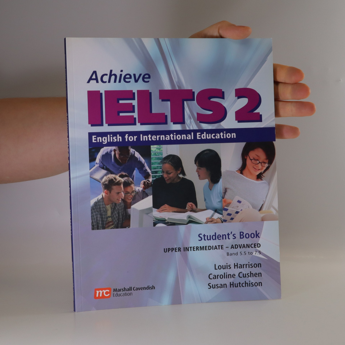 antikvární kniha Achieve IELTS 2. English for international education. Upper intermediate-advanced (Band 5.5 to 7.5), Student's book, 2008