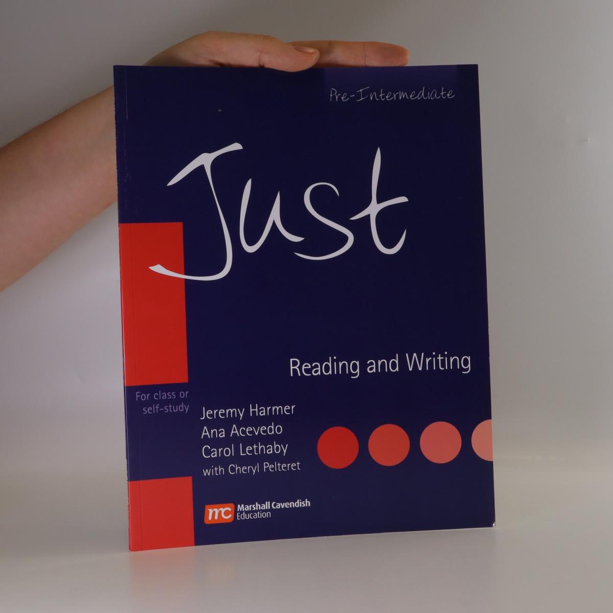 antikvární kniha Just. Intermediate. Reading and writing, 2004