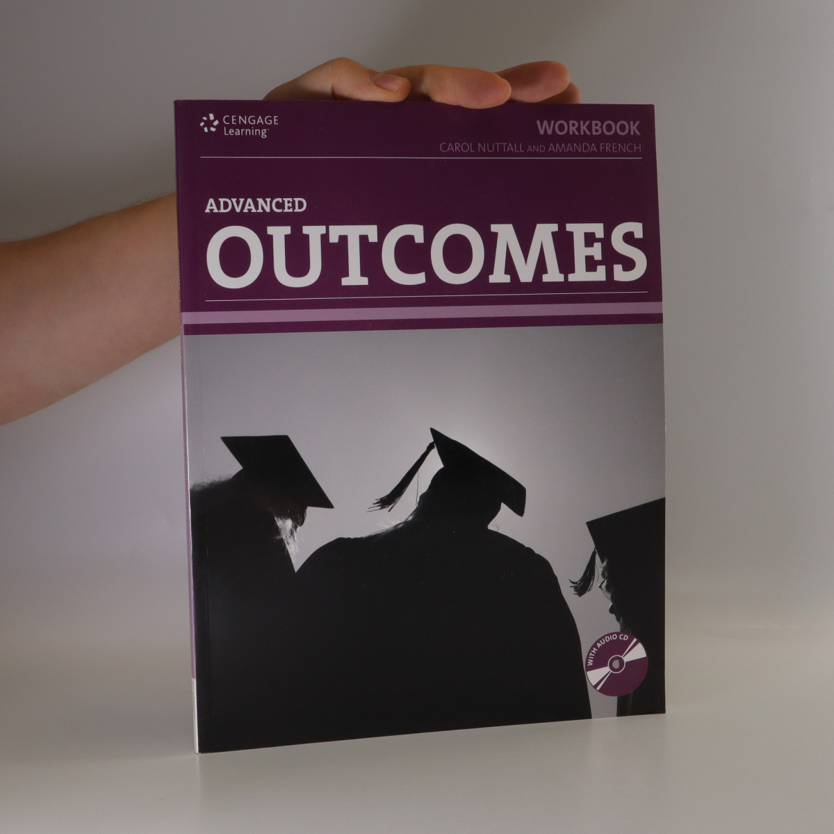 antikvární kniha Outcomes Advanced Workbook, neuveden
